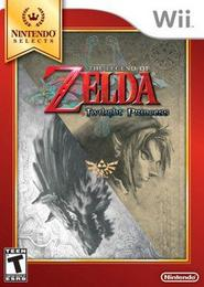 The legend Of Zelda : Thilight Princess