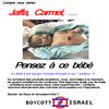 Boycott Israël!!!!!