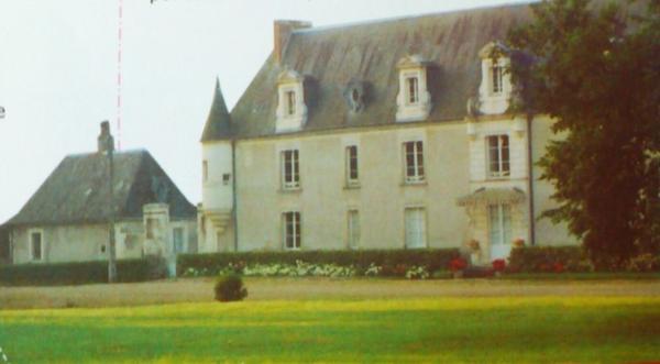 Les Quartiers d'Hiver de Chanceaux sur Choisille ...