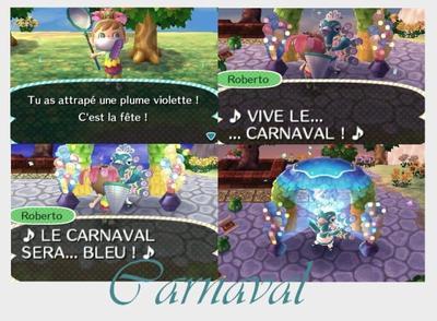-Le carnaval