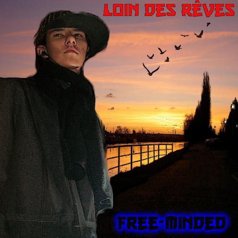 """Mon CD """" Loin des Rêves """" est toujours dispo à 5¤ et a distance 7¤, faites vos commandes !"""