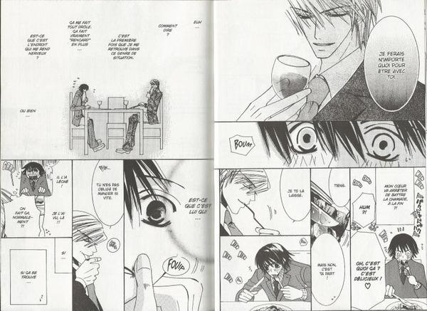 Junjou romantica Tome 3-3