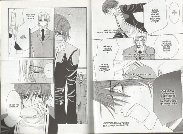 Junjou Romantica Tome 4-3