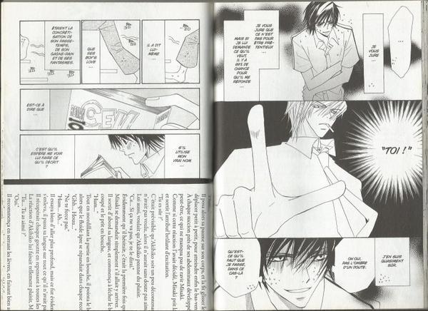Junjou Romantica Tome 4-8