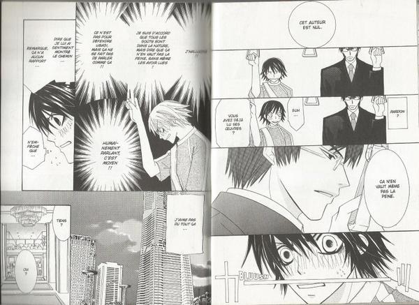 Junjou Romantica Tome 5-2