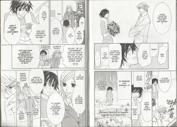 Junjou Romantica Tome 5-6