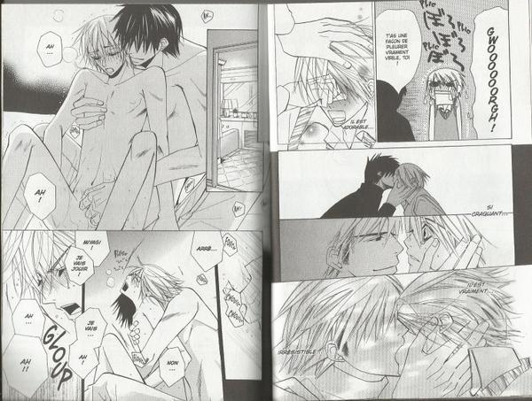 Junjou Romantica - Tome 7-5