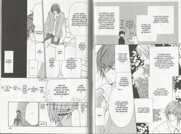 Junjou Romantica - Tome 8-10