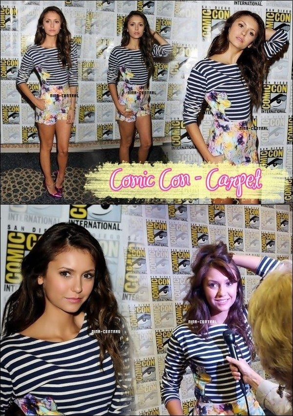 Flash-Back: Comic Con 2013