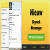 Friends:  Chat met je vrienden via de Skyrock Messenger