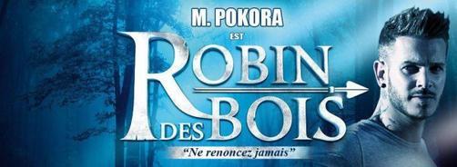 M.Pokora est Robin des bois !!!