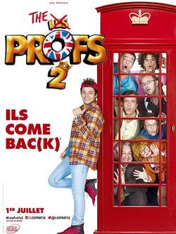 Les profs 2 : Ils come bac(k) !