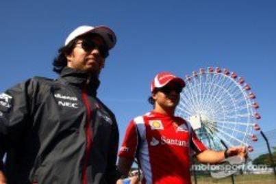 Sergio avec Felipe