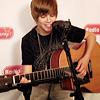 Justin Bieber - Never let you go(acoustic) (2010)