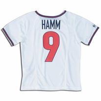 Mia Hamm, l'équivalent de Pelé, Maradona, Zidane !