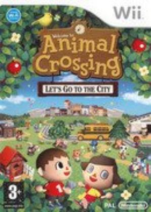 Animal Crossing:Let's Go to the City