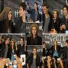 """~ Vampire Diaries                        EVENEMENT                                                                                                       .                                                                                                                          Le 13 Février, Nina, Ian & Paul étaient au """"Hot Topic Mall Tour""""                          pour pour la seconde fois. Il y a des fans qui ont de la chance :(                                                                                                 ."""