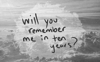Je suis désolée. Je ne savais pas que le véritable amour avait une date d'expiration...
