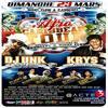 AFRO-CARIBBEAN TOUR BRUXELLES VS DJ UNK & KRYS