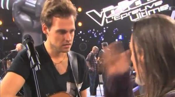 """The Voice 3 - EXCLU : Charlie chantera """"Tous les cris, les SOS"""" de Daniel Balavoine ,le samedi 29 mars 2014  sur TF1"""