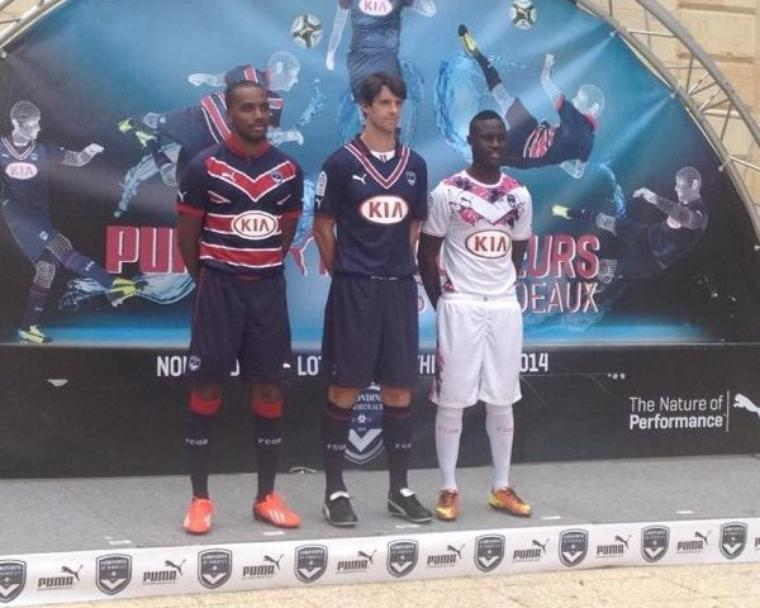 Maillot Girondins saison 2013-2014