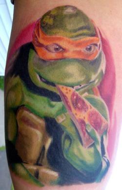 Tattoo Kompri S A T A N O 8 3
