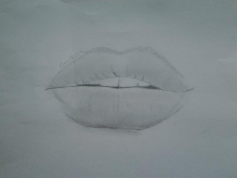 Dessin bouche lily - Bouche en dessin ...