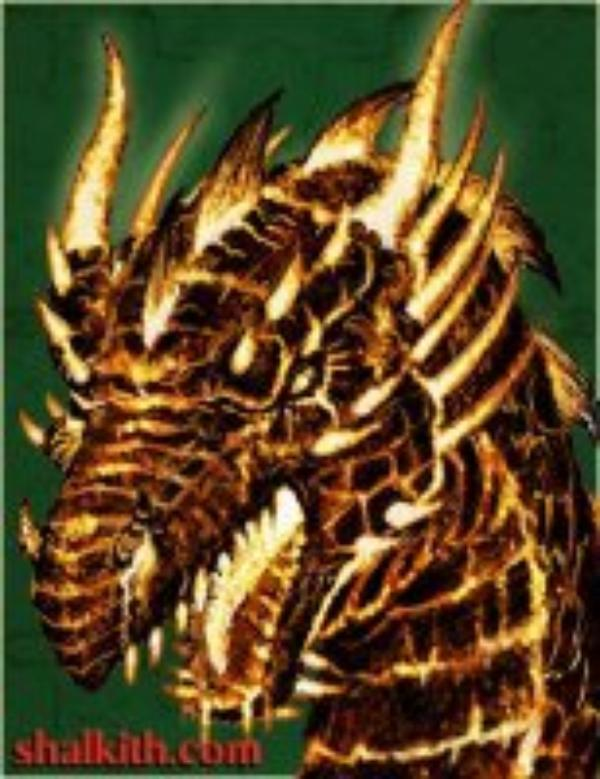 dragon d'on