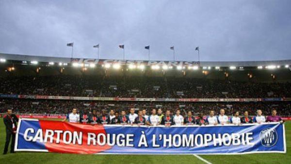 CHARTE CONTRE HOMOPHOBIE 2013 - DANS LE SPORT