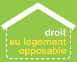 DROIT AU LOGEMENT OPPOSABLE - DALO