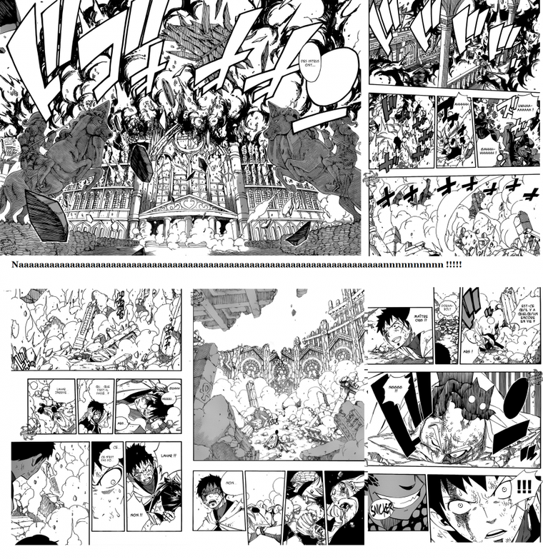 fairy tail scan 356 tartaros prologue one tail