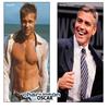 """CHACUNSONOSCAR                                   Oscar des deux sex-symbol les plus charismatiques ! $)                  Brad Pitt vieilli, certes, mais reste un des acteurs les plus sexy au monde. Un film avec Brad Pitt ? Oh ben, ça doit être bien : réaction immédiate d'une fille qui sait bien pourquoi elle ira voir le film ... Pour ce qui est de George Clooney, on connait tous et toutes le """" What else ? Nespresso. """" et le """" No Martini, no party. """" Deux grands classique, haha ! Ces deux biches ( avouez, vous aimez ce mot ) ont , en plus, déja figuré dans le même film comme Ocean Eleven par exemple. CHACUNSONOSCAR"""