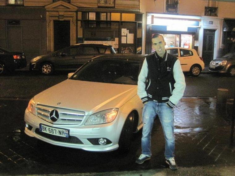 Oggy et la Benz