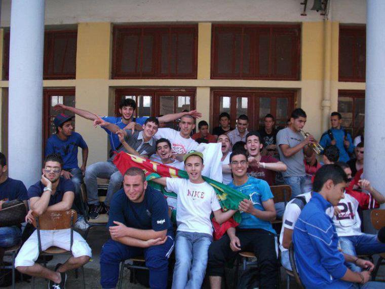 Le lycée Fatma N'Soumeur