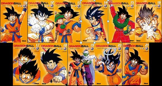 Dragon Ball Tome