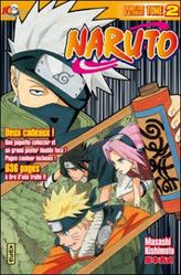 Naruto Collector Tome 1 à 4