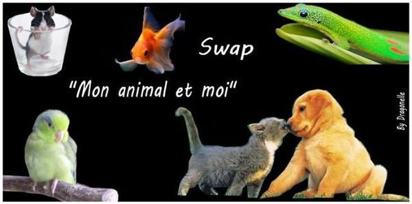 "Swap ""mon animal et moi"""