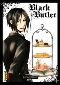 Black Butler Tome 1 à 5