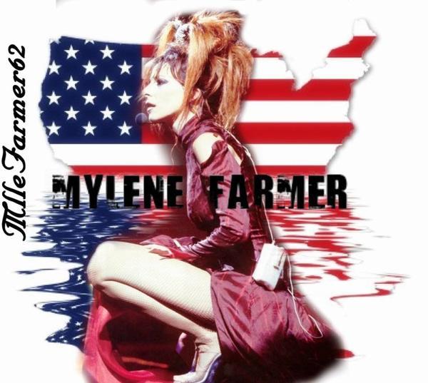 Mylene farmer montage