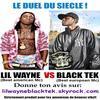 LE DUEL LIL WAYNE VS BLACK TEK