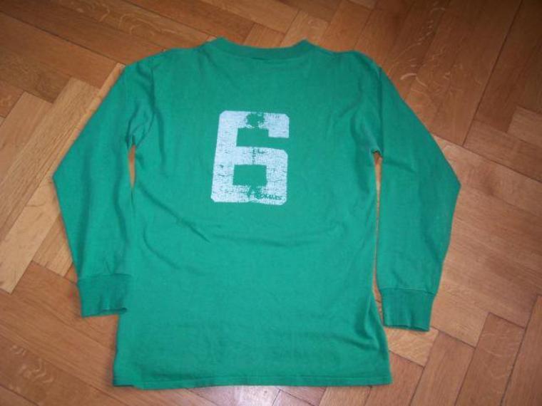 Maillot OL amateur 73-74 (Vert...)