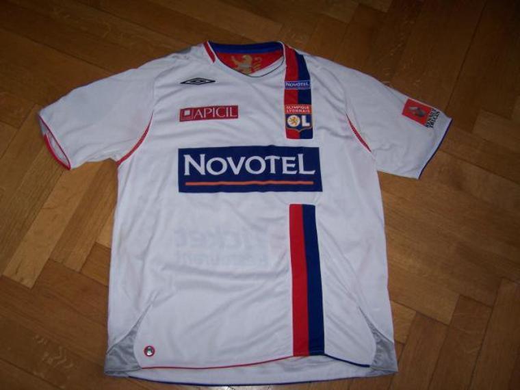 Maillot OL 2006-2007