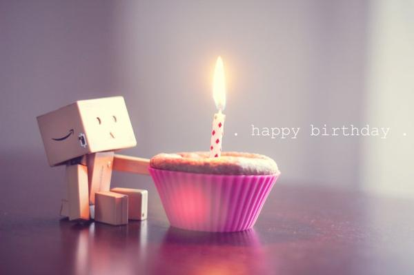 Danbo anniversaire!
