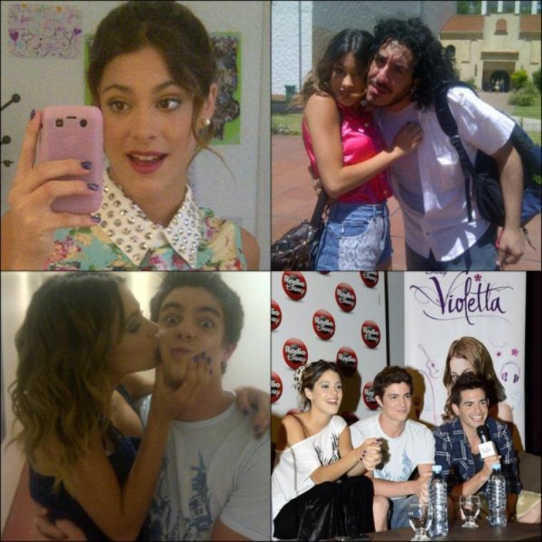 Quelques personnage de violetta blog de violetta et ses acteurs - Violetta personnage ...