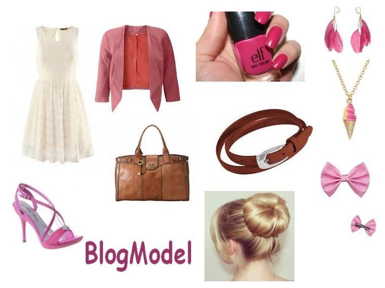 tenue 3 2 tenue make up pour la rentr e concours blog dedi aux fashionistas. Black Bedroom Furniture Sets. Home Design Ideas