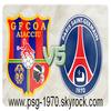 GFCO Ajaccio 0-3 PSG