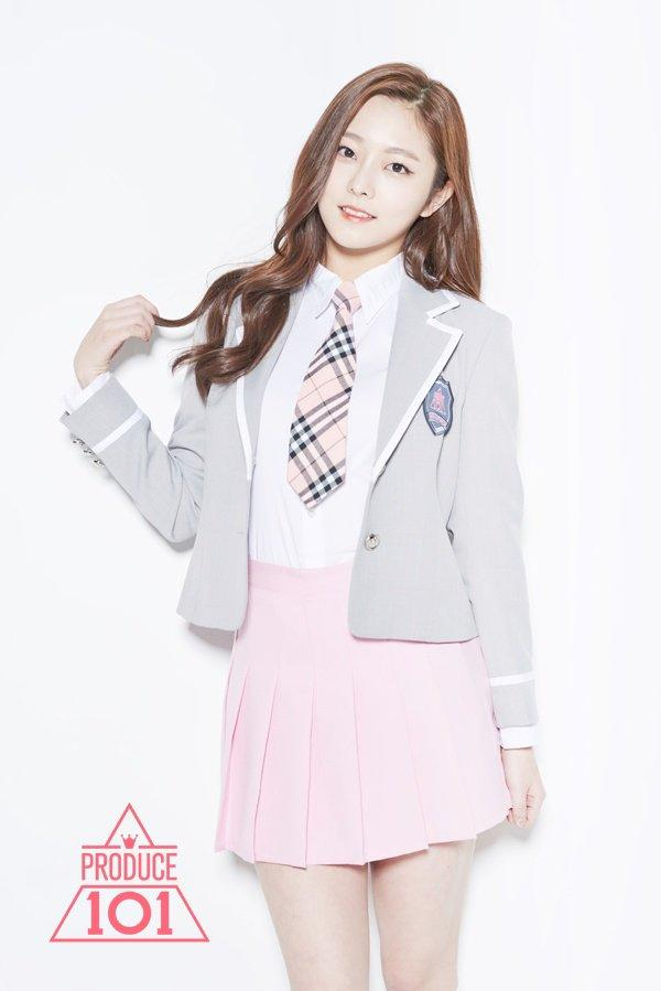 Photoshoot PRODUCE 101 #4(Eunwoo)