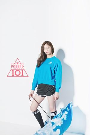 Photoshoot PRODUCE 101 #6(Kyulkyung)