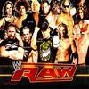 Puissants lutteurs de WWE