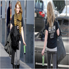 Hilary Duff | Se promenant dans un quartier d'Hollywood | Jeudi 10 Décembre.
